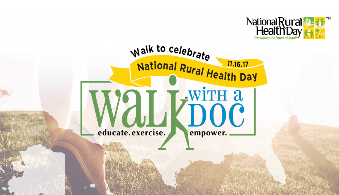 2017 Walk with a Doc Locations on NRHD!